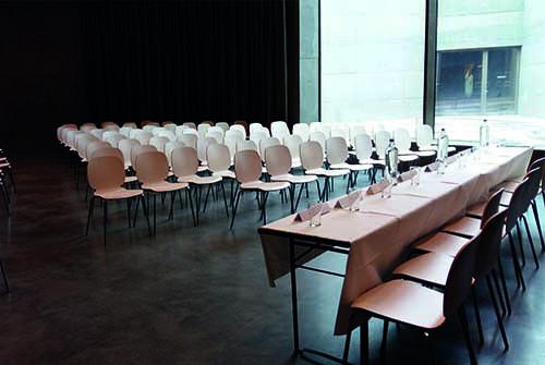 Auditorium binnen Fort bij Vechten