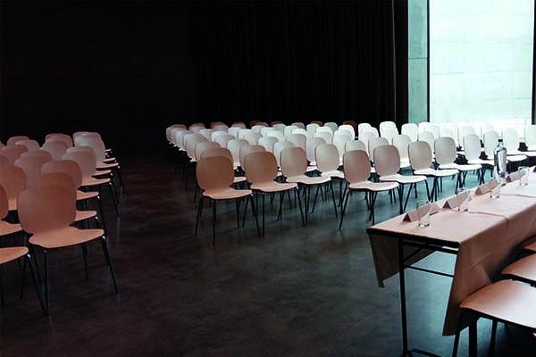 Auditorium Fort bij Vechten van voor