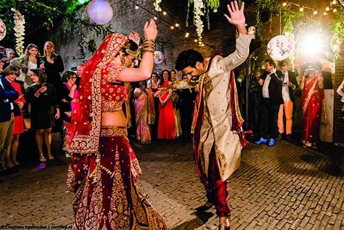 Feesten dansen Fort Vechten