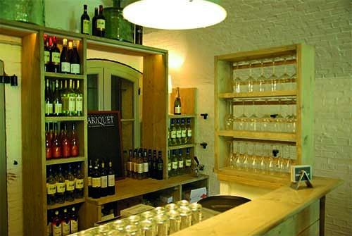 Chambree 20 Wijnbar Fort bij Vechten