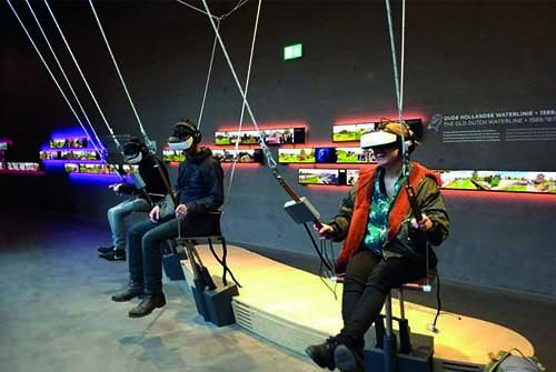 Waterliniemuseum VR Fort bij Vechten
