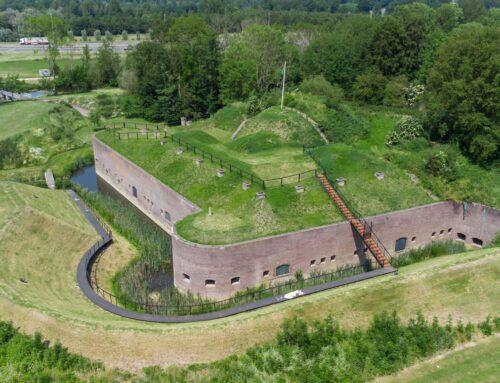 De Hollandse Waterlinie op Werelderfgoedlijst